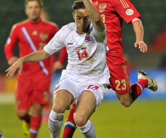 Luxembourg vs Russia  FIFA World Cup 2014 qualification
