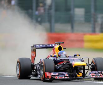 Belgium Formula One Grand Prix 2013
