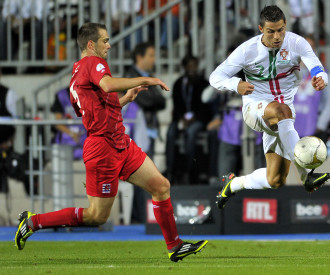 Luxembourg vs Portugal FIFA World Cup 2014 qualification