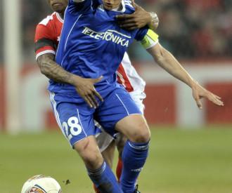 Standard Liege vs Wisla Krakow UEFA Europa League round of 32