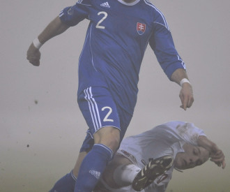 Luxembourg vs Slovakia Friendly Game