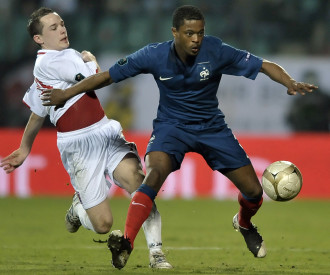LUXEMBOURG VS FRANCE UEFA EURO 2012 QUALIFICATION