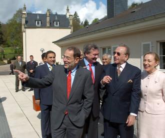 Pakistan's Foreign Minister Mian Khurshid Mahmood Kasuri