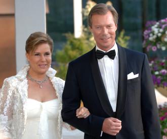 Luxembourg Grand Duchess Maria-Teresa, Luxembourg Grand Duke Henri