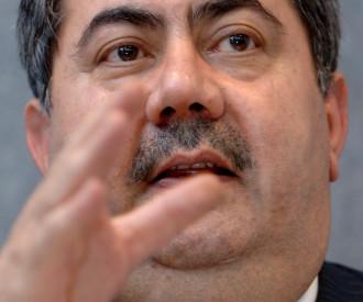Hoshyar Mahmud ZEBARI foreign minister of Iraq