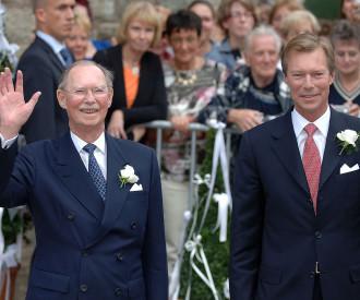Luxembourg Grand Duke Jean Grand Duke Henri