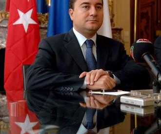 Deputy Prime Minister for Economic and Financial Affairs of Turkey Ali Babacan