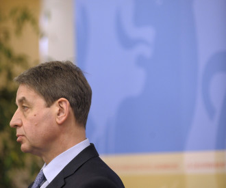 Russia Culture Minister Alexandre Avdeev