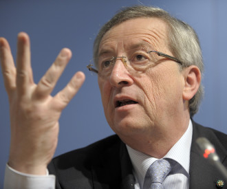 Luxembourg Prime Minister Jean Claude Juncker  2009