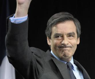 France Prime Minister Francois Fillon