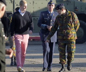 Belgian Prince Joachim