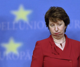 European Union High Representative for Foreign Affairs, British, Catherine Ashton