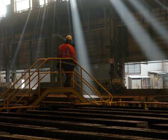 Arcelor Belval Factory 2006
