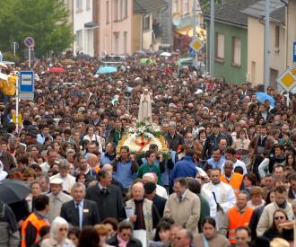 LUXEMBOURG FATIMA PROCESSION 2006
