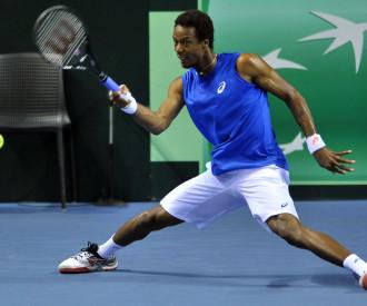 Davis Cup - France vs Germany