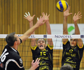 Luxembourg Volleyball Championship