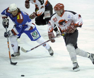 Ice HOCKEY LUXEMBOURG TORNADO vs NEUILLY SUR MARNE