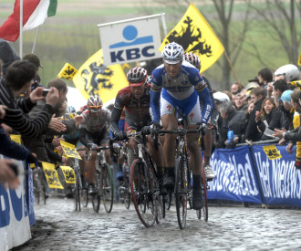 Tour of Flanders Cycling race 2008