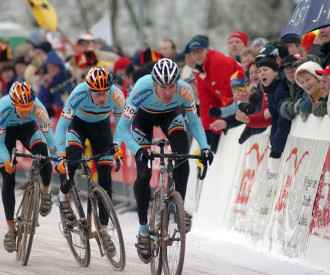 2005 UCI Cyclo-cross World Championships Sankt Wendel Germany
