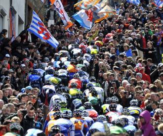 Liege Bastogne Liege cycling race 2012