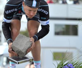 Paris Roubaix cycling race 2014