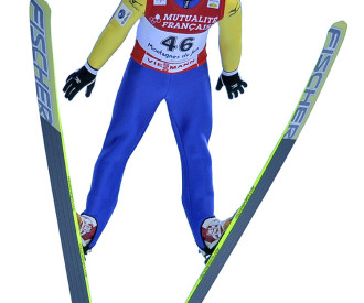 Nordic Combined World Cup in Chaux Neuve 2011