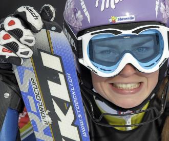 FIS Ski World Cup Alpine skiing in Courchevel 2010