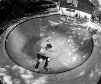 Antti Lampinen at Precious Pool
