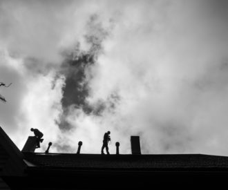 Chimney sweepers of Tallinn, Estonia