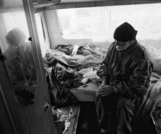 Roger Champenois , Mussy-la-Ville, Belgium, winter 2001-2002